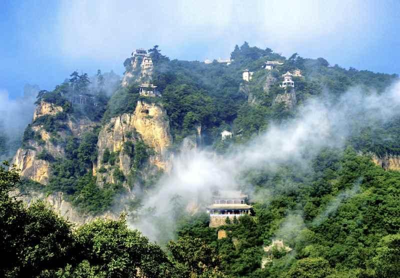 平凉一日游线路介绍-导游-崆峒山旅游网